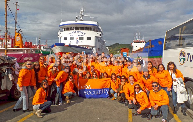 Vida Security // Puerto Varas