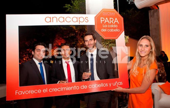 Lanzamiento Producto Médico Anacaps