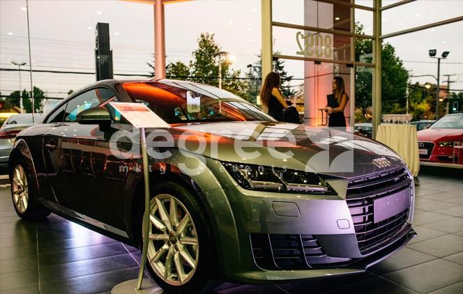 Lanzamiento Nuevo Audi TT