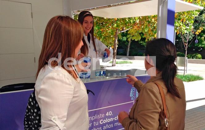 Campaña Previcolon Clínica Las Condes