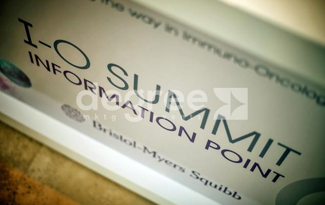 I-O Summit Bristol-Myers Squibb
